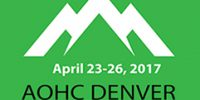 The American Occupational Health Conference