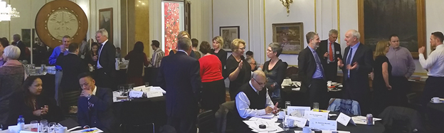Wellness Checkpoint's 2016 London Executive Forum