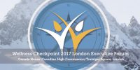 Wellness Checkpoint Executive User Forum, London U.K., November 16th & 17th, 2017