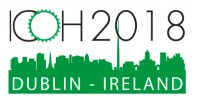 Zorianna Hyworon speaks at ICOH 2018 Dublin Conference